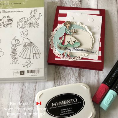 Countdown to stampin'blends