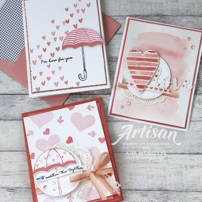 Heart Happiness and Weather Together cards