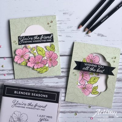 Blended Seasons 2 Artisan Blog Hop