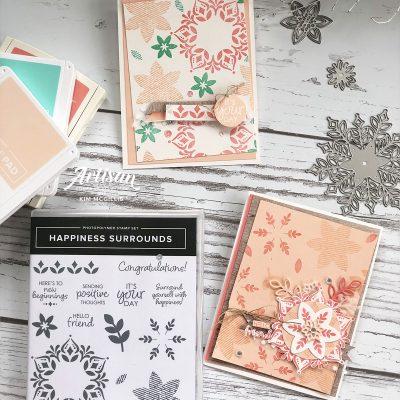 Artisan Design Team Snowflakes Blog Hop 2